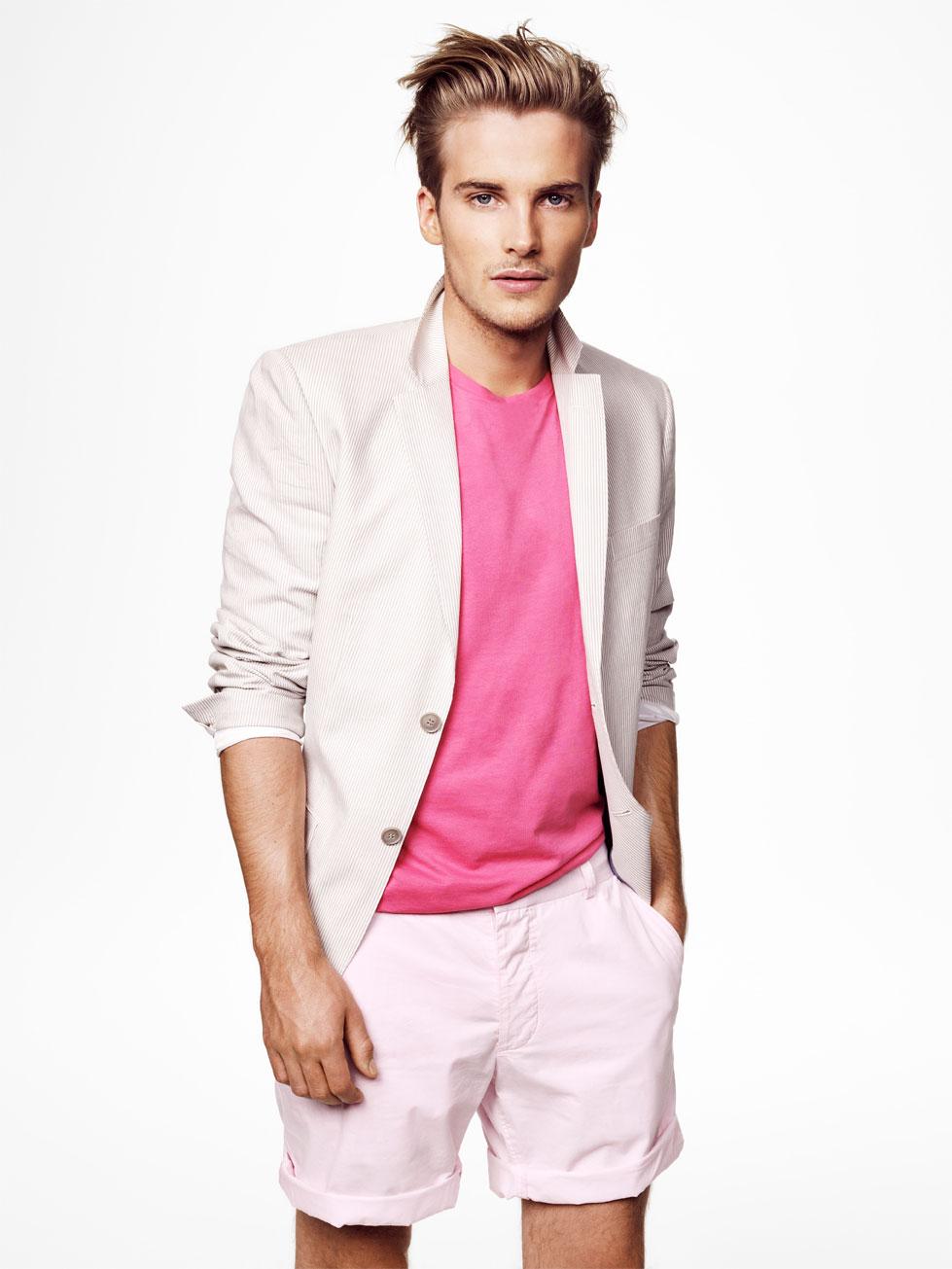 cortos color hombre para de Pantalones caqui Hm Military eWED29YHI