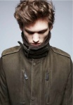 barnabe hardy parka militaire fermee