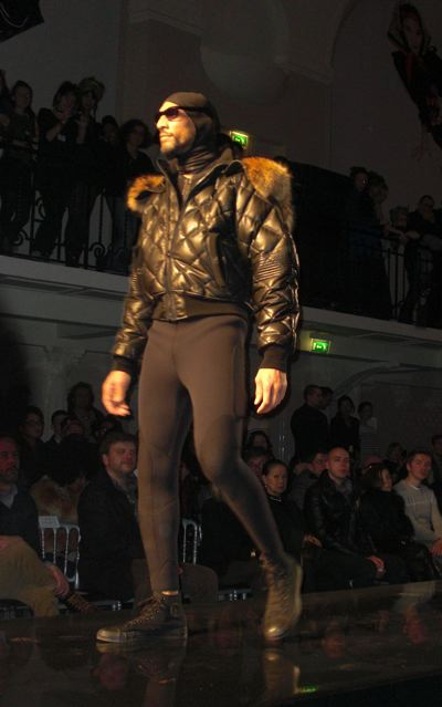 Gaultier hiver 2011