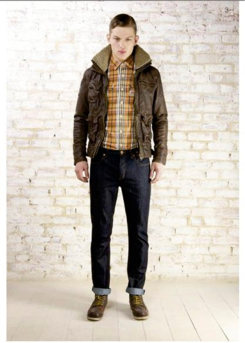 look book superdry homme