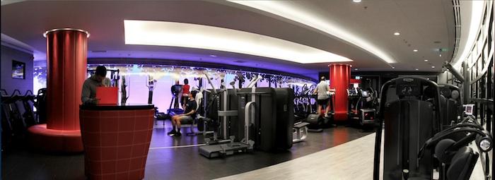 le club med gym ouvre pure la version luxe de ses salles de fitness. Black Bedroom Furniture Sets. Home Design Ideas