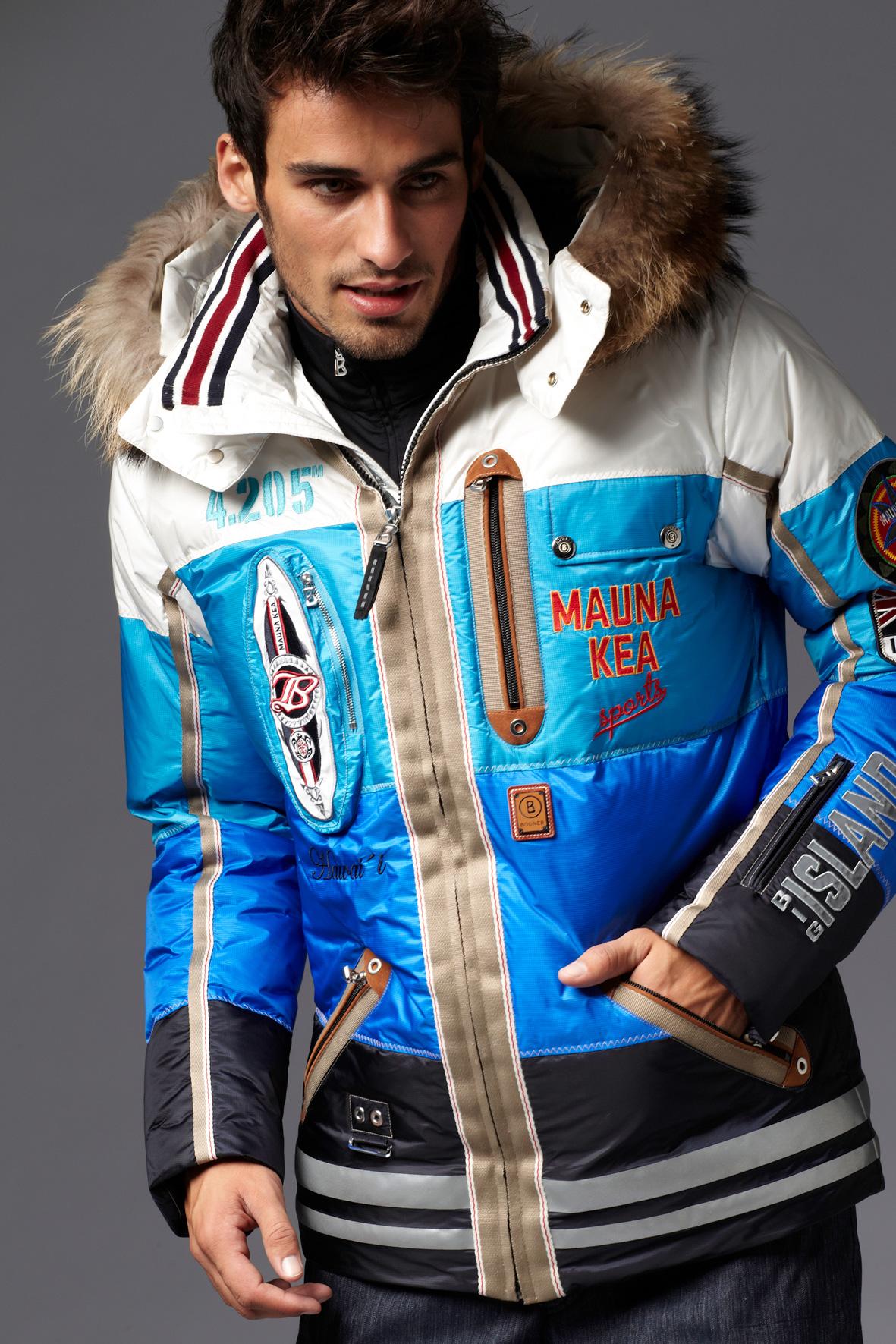 bogner veste ski homme