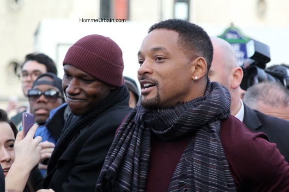 Will Smith Dior Paris