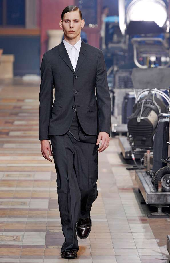 LANVIN menwear spring summer 2014_PARIS june_2013